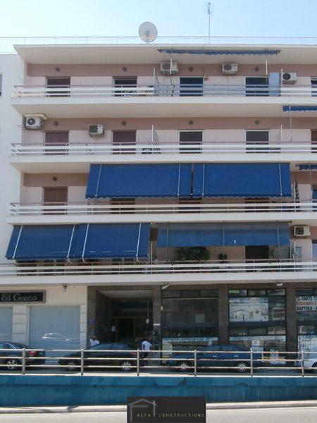 Ανακαινίσεις πολυκατοικιών Αθήνα