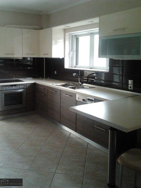 Ανακαίνιση Κουζίνας στο Ίλιον